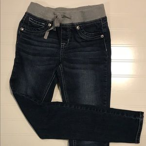 Justice jeggings Size 10S